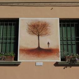 Dozza, Castel del Rio, and Brisighella